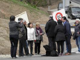 Auch für Demonstranten muss ein offenes Ohr da sein!