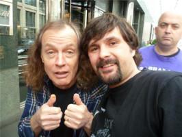mein musikalisches Vorbild - Angus Young (AC/DC)