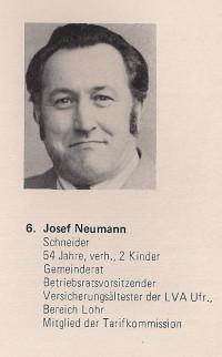 schon der Opa war in der SPD aktiv